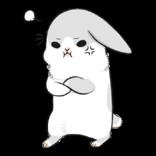 ㄇㄚˊ幾兔14 嬲 - Sticker 2