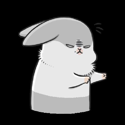 ㄇㄚˊ幾兔14 嬲 - Sticker 16