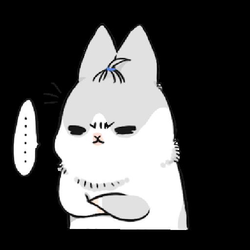 ㄇㄚˊ幾兔14 嬲 - Sticker 14