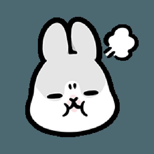 ㄇㄚˊ幾兔14 嬲 - Sticker 23
