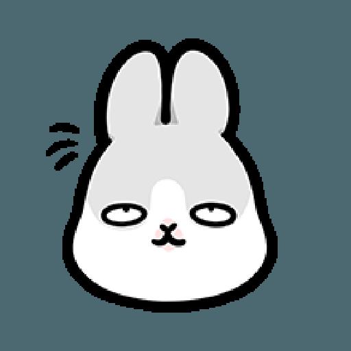 ㄇㄚˊ幾兔14 嬲 - Sticker 11