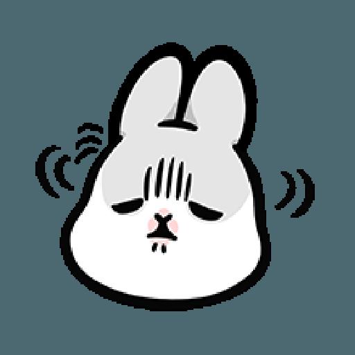 ㄇㄚˊ幾兔14 嬲 - Sticker 18