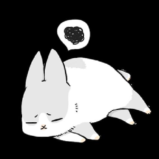 ㄇㄚˊ幾兔14 嬲 - Sticker 7