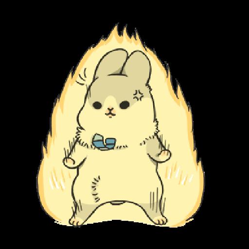 ㄇㄚˊ幾兔14 嬲 - Sticker 10