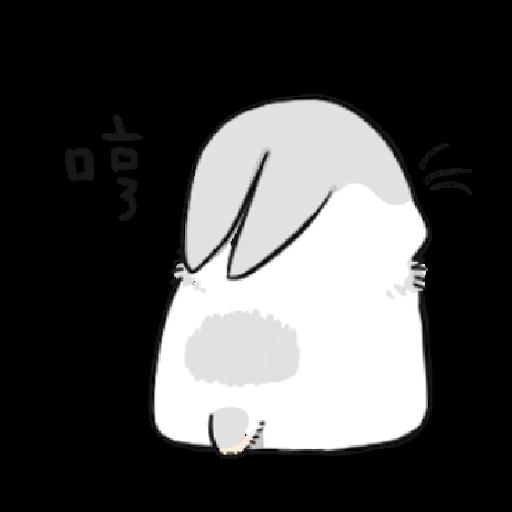ㄇㄚˊ幾兔14 嬲 - Sticker 20
