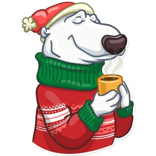 Christmas is Coming - Sticker 19