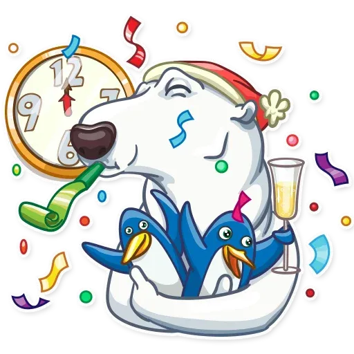Christmas is Coming - Sticker 16