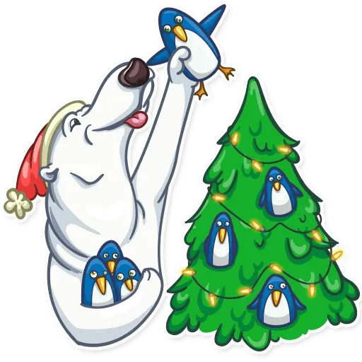 Christmas is Coming - Sticker 10