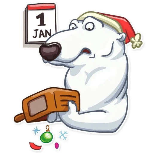 Christmas is Coming - Sticker 26