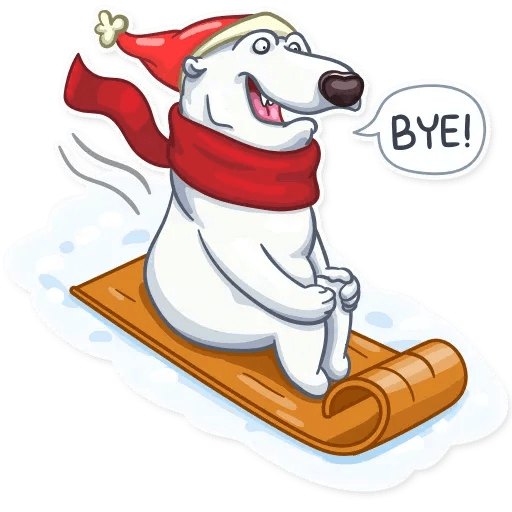 Christmas is Coming - Sticker 30