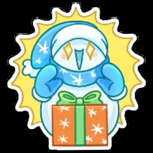 Navidad - Sticker 8