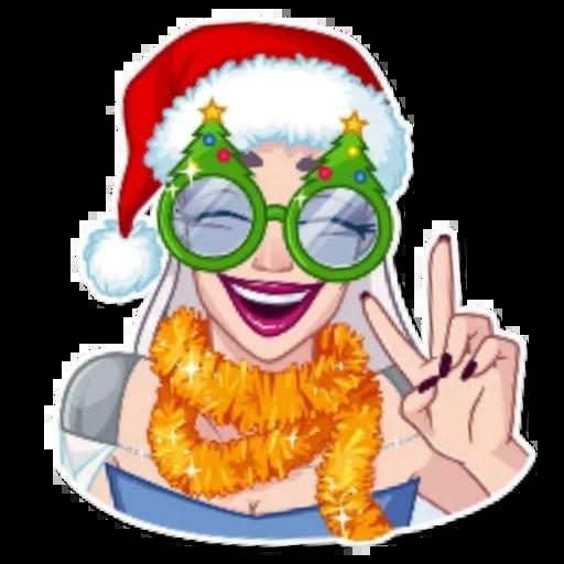 Navidad - Sticker 12