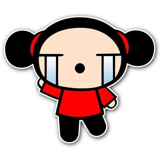 Pucca2 - Sticker 2