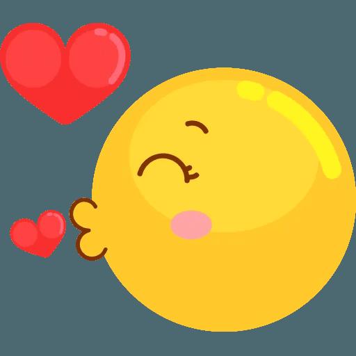 Emojis 1 - Sticker 9