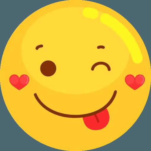 Emojis 1 - Sticker 7