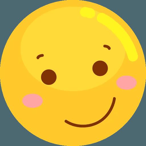 Emojis 1 - Sticker 8