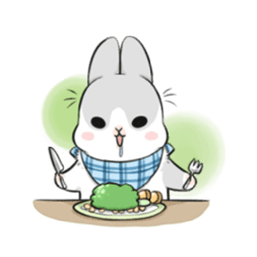 RABBIT - Sticker 3