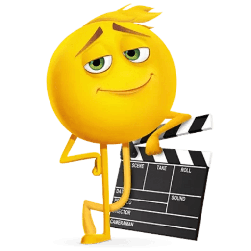 The Emoji Movie - Sticker 10