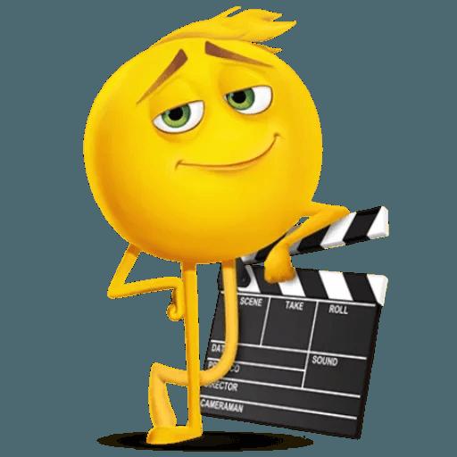 The Emoji Movie - Sticker 10
