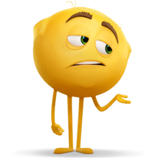 The Emoji Movie - Sticker 8