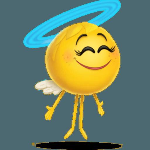 The Emoji Movie - Sticker 2