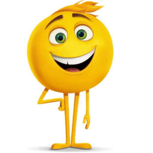 The Emoji Movie - Sticker 1