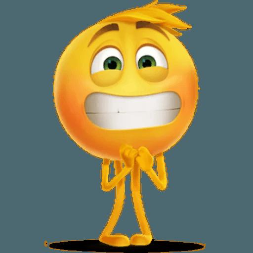 The Emoji Movie - Sticker 7