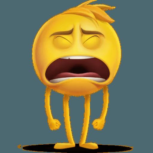 The Emoji Movie - Sticker 6