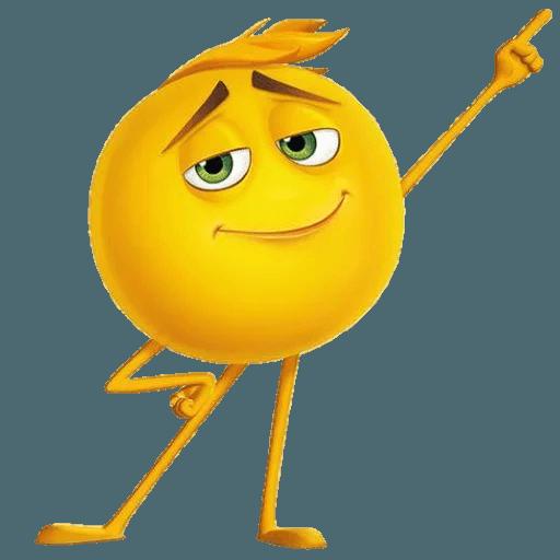 The Emoji Movie - Sticker 4