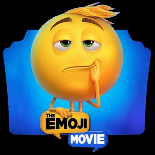 The Emoji Movie - Sticker 11