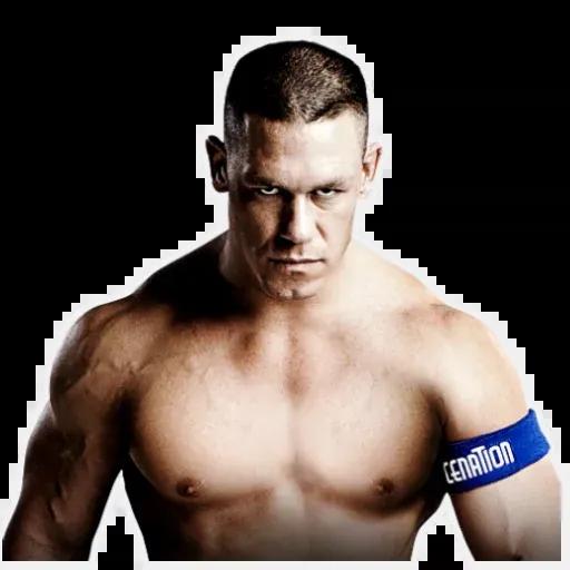 John Cena [@TeamWrestling] - Sticker 23