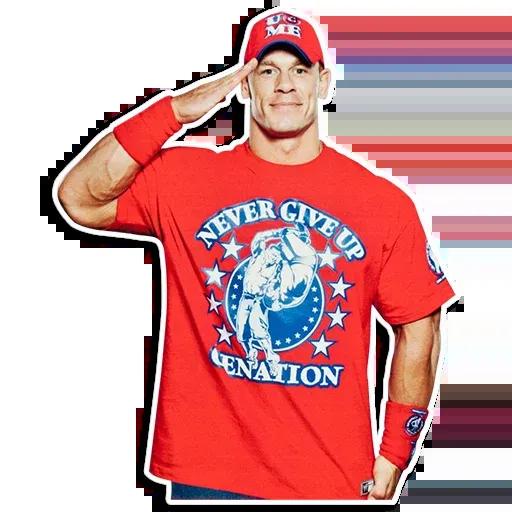 John Cena [@TeamWrestling] - Sticker 11