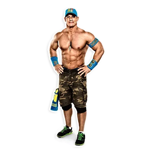 John Cena [@TeamWrestling] - Sticker 6