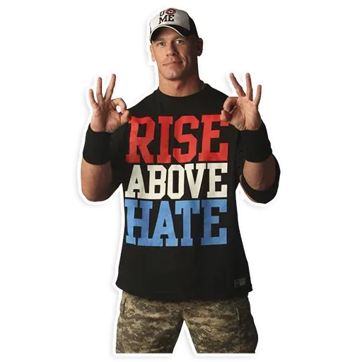 John Cena [@TeamWrestling] - Sticker 8