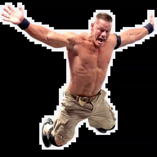 John Cena [@TeamWrestling] - Sticker 26