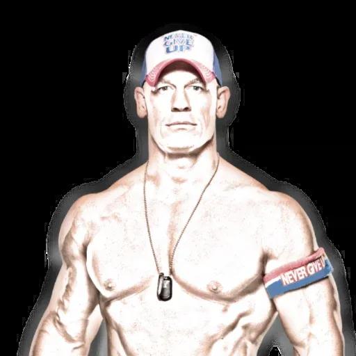 John Cena [@TeamWrestling] - Sticker 29
