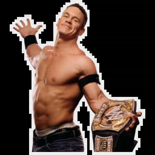 John Cena [@TeamWrestling] - Sticker 18