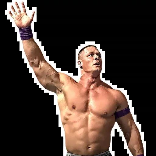 John Cena [@TeamWrestling] - Sticker 25