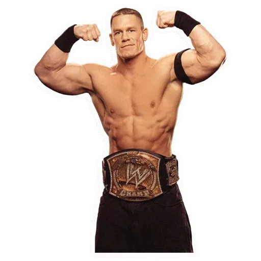 John Cena [@TeamWrestling] - Sticker 10