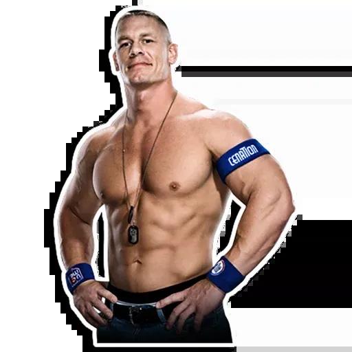 John Cena [@TeamWrestling] - Sticker 12