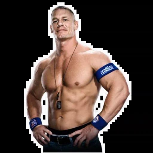 John Cena [@TeamWrestling] - Sticker 17