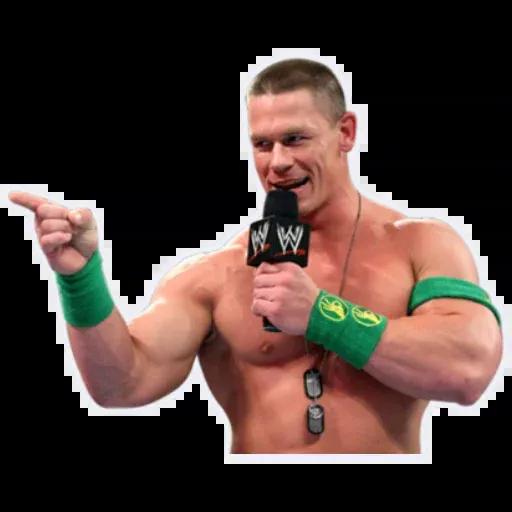 John Cena [@TeamWrestling] - Sticker 24