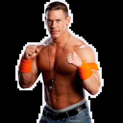 John Cena [@TeamWrestling] - Sticker 20