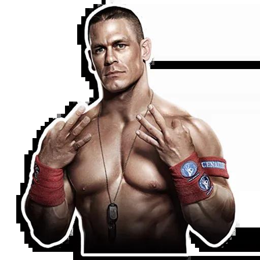 John Cena [@TeamWrestling] - Sticker 4