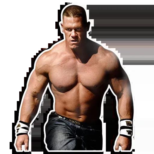 John Cena [@TeamWrestling] - Sticker 13