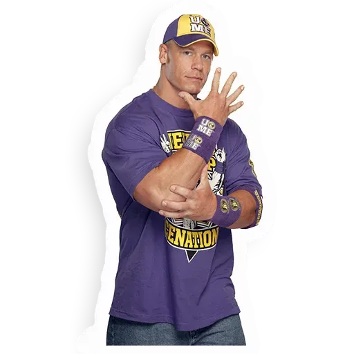 John Cena [@TeamWrestling] - Sticker 9