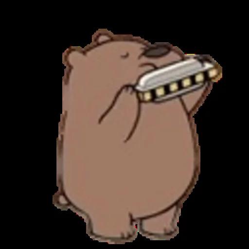 We Bear Bears - Sticker 28