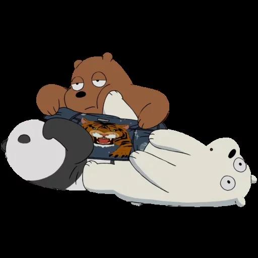 We Bear Bears - Sticker 26