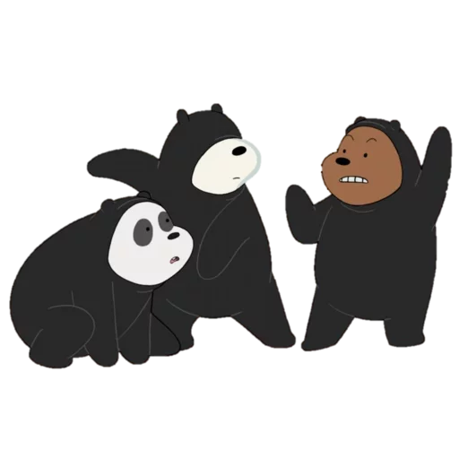 We Bear Bears - Sticker 20