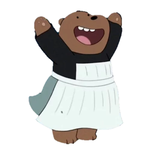We Bear Bears - Sticker 25